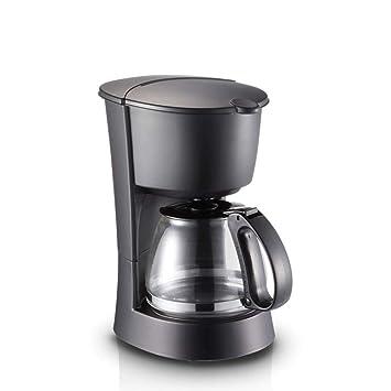 Amazon.com: JINRU Cafetera de goteo con jarra de cristal y ...