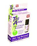 Tag Away Skin Tag Remover | Fast Acting Homeopath Topical Remedy | For All Skin Types