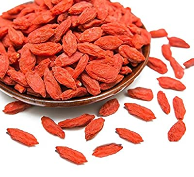 Goji Berries Organic Wolfberries Non-GMO (425 g) by HEKUNDA