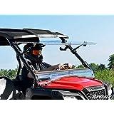 Honda Pioneer 500 Scratch Resistant Flip Windshield