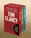 img - for Tom Clancy's Jack Ryan Boxed Set (Books 1-3) book / textbook / text book