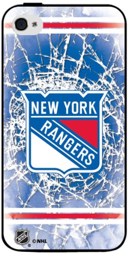 NHL New York Rangers Iphone 4 or 4s Hard Cover Case (New York Rangers Iphone 4 Case)