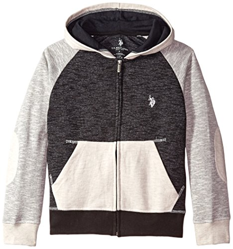 us-polo-assn-big-boys-jersey-lined-french-terry-hoodie-black-14-16
