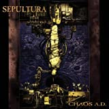 Chaos A.D. By Sepultura (1996-12-30)