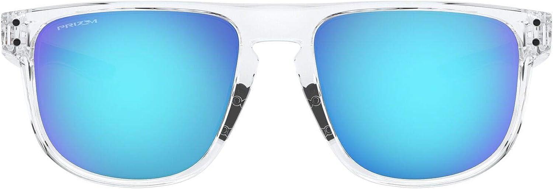 OAKLEY Holbrook R 937704 Gafas de sol para Hombre, Transparente, 0 ...