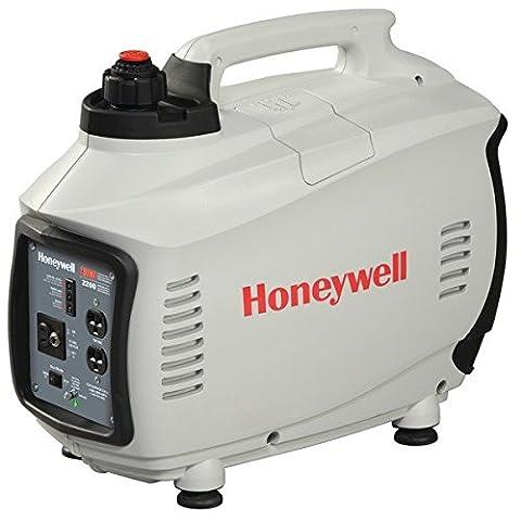 Honeywell 6066, 2000 Running Watts/2200 Starting Watts, Gas Powered Portable Inverter (Portable 2000w Generator)