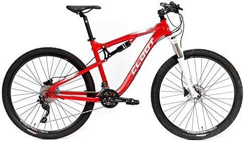 CLOOT Bicicleta Doble Suspension 29