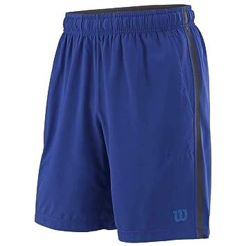 Wilson M UWII Woven 8 Short - Pantalón Corto, Hombre: Amazon.es ...