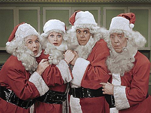 - I Love Lucy Christmas Special