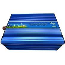 GOWE 500w off grid pure sine wave inverter, 12V/24V DC to 100/110/120/220/230/240VAC wind inverter