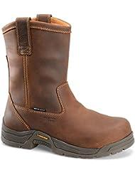 Carolina Boots: Mens Composite Toe Waterproof Wellington Boots CA2520