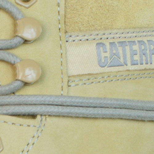 Caterpillar High Hopes Botas de cuero de las mujeres Brown
