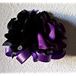 Purple-Black-Rose-Corsage-or-Boutonniere