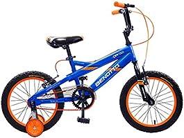 Benotto CRHDIA1601UNAZ Bicicleta de Acero Rodada R16, Niño, 1 Velocidad