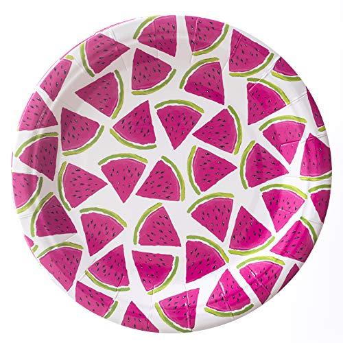 Graphique PE2032 7 inch paper plate, Multiple]()