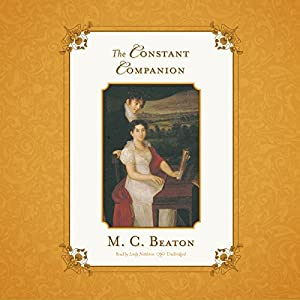 The Constant Companion Audiobook
