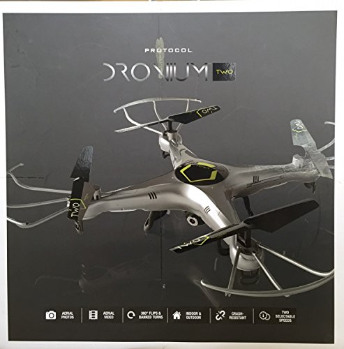 Protocol Dronium Two RC DRONE WITH HD CAMERA