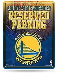 Placa de Estacionamento de Metal NBA Atlanta Hawks 20 cm x 28 cm Decoração
