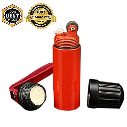Meanho Portable Refillable Lighter Vintage Hy Glo Lipstick Lighter CLIPPER