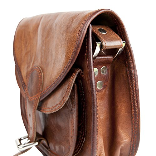 81stgeneration Body Everyday Shoulder Handbag Festival Leather Vintage Bag Genuine Satchel Cross UYRqZUOnr