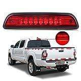 toyota 3rd brake light - ECCPP LED 3rd Brake Light Carge Light High Mount Brake Light for 1995-2016 TOYOTA TACOMA TRUCK RED Lens LED Light