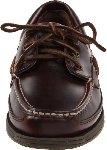 Sperry Top-sider Heren Mariner Ii 3-oog Bootschoen Amaretto