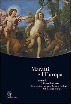 Book MARATTI E L'EUROPA