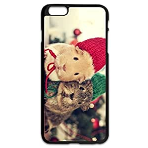 Durable Rabbits Plastic Cover For IPhone 6 Plus