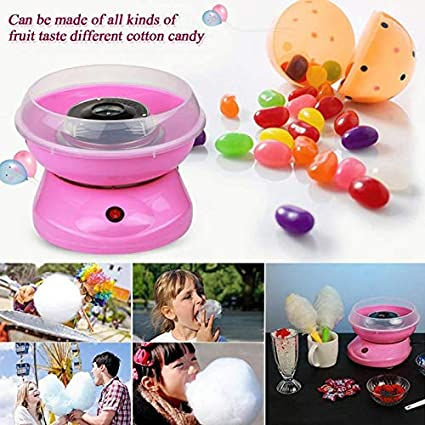 Vruta Electric Cotton Candy Maker Marshmallow Diy Machine
