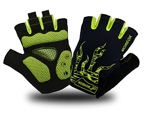 私たち自身言語発音自転車 グローブ 手袋 (イホルダー) 夏用 指切り 滑り止め 耐磨耗性 換気性 防風 スマートフォン対応 サイクリンググローブ 3D 立体 バイク 登山 スポーツ サイクル メンズ レディース 男女兼用 手袋 グローブ