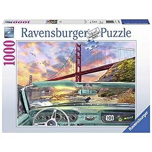 Ravensburger Italy Puzzle 1000 Pezzi 19720