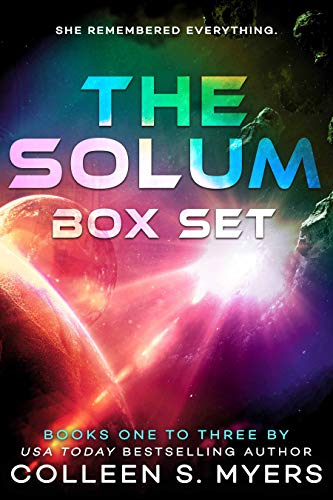 The Solum Series: Books 1-3 ()