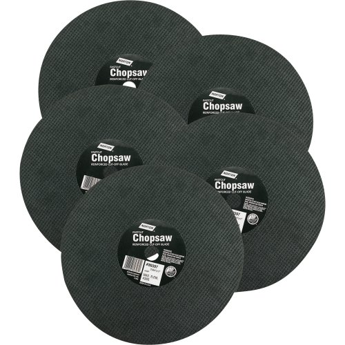 [Norton Chop Saw Blades 14in, 5 Pack, Model# 03970 [Misc.]] (14