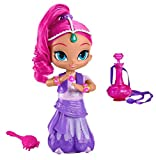 Image of Fisher-Price Nickelodeon Shimmer & Shine, Wish & Spin Shimmer Doll