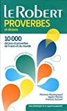 le robert dictionnaire de proverbes et dictons collection usuels poche french edition by collectif 2015 05 28