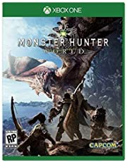 Capcom Monster Hunter World, Xbox One