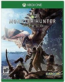 Monster Hunter World - Xbox One: Capcom U S A Inc     - Amazon com