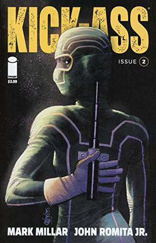 Kick-Ass (2018) #2 VF/NM Mark Millar John Romita Jr. Cover Image Comics