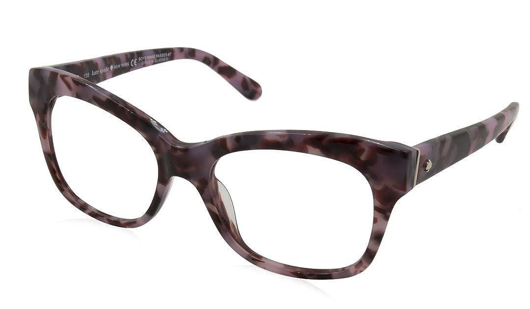 29e44ef6791e Kate Spade New York Womens Women's Stana 52Mm Optical Frames at Amazon  Men's Clothing store:
