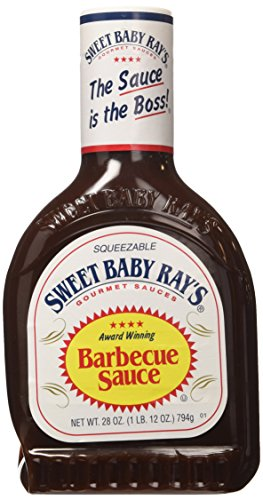 Sweet Baby Ray's Original Barbeque Sauce 2-pack of 28 Oz. Bo