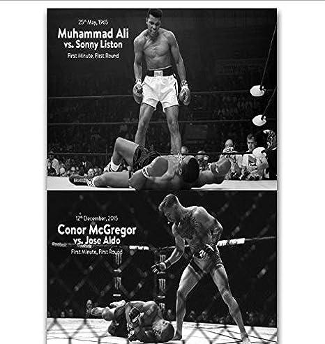 yhnjikl Conor Mcgregor Muhammad Ali Motivación MMA UFC ...