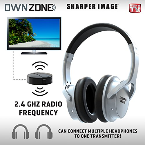 Sharper Image Own Zone Wireless Tv H End 352021 1200 Am