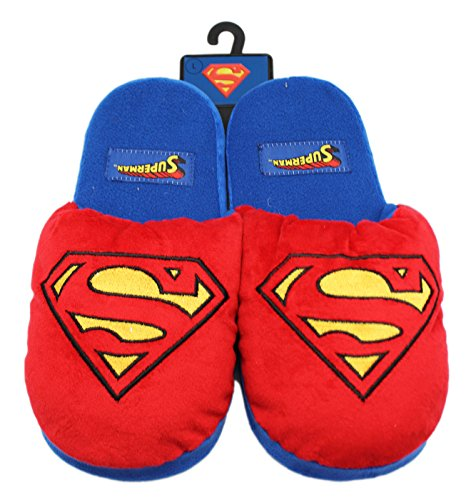 Superman Plush Slippers