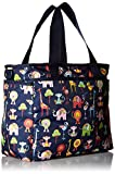 LeSportsac Women's Ryan Baby Tote, Zoo Cute