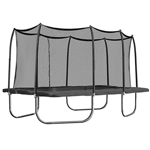 Skywalker Trampoline Net for 9ft x 15ft Rectangle Trampoline Enclosure using 8 Poles - NET ONLY by Skywalker