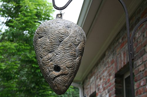 Wasp Out Fake Hornet's Nest Wasp Deterrent