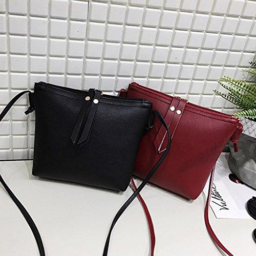 Faux Vintage funie Bag Black Tassels Handbags Large Shoulder Tote Faux Women Leather Leather Sd4dFwqa