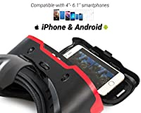 VR Headset for iPhone and Android Phones - Premium Virtual Reality Goggles [3D Goggles] - Play your Best Mobile Games and 360 Videos with the Adjustable Glasses, VR Viewer By Bnext from Bnext