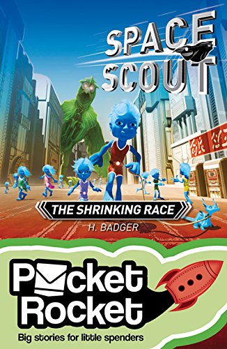 Space Scout: The Shrinking Race (Pocket (Pocket Rocket Races)