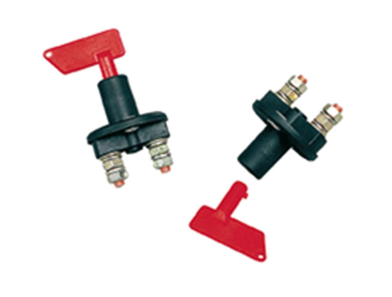 Brunner B-Switch staccabatteria 12V//24V per Veicoli ricreazionali